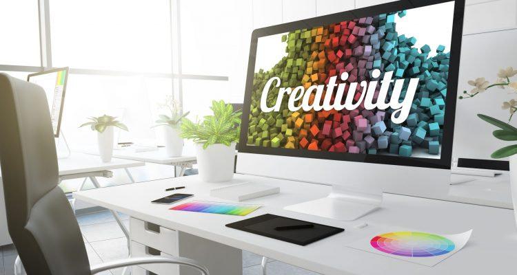 creativity studio 3d rendering